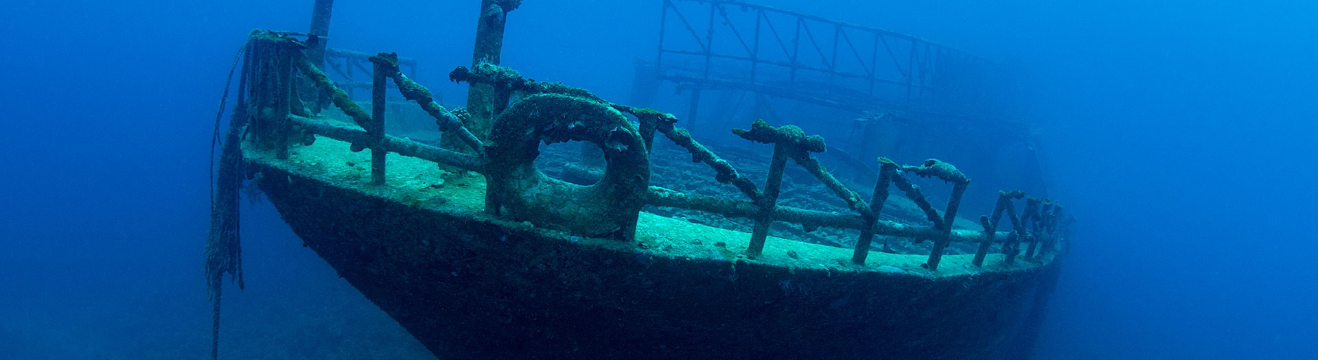 Shipwrecks diving and scubadiving in Egypt