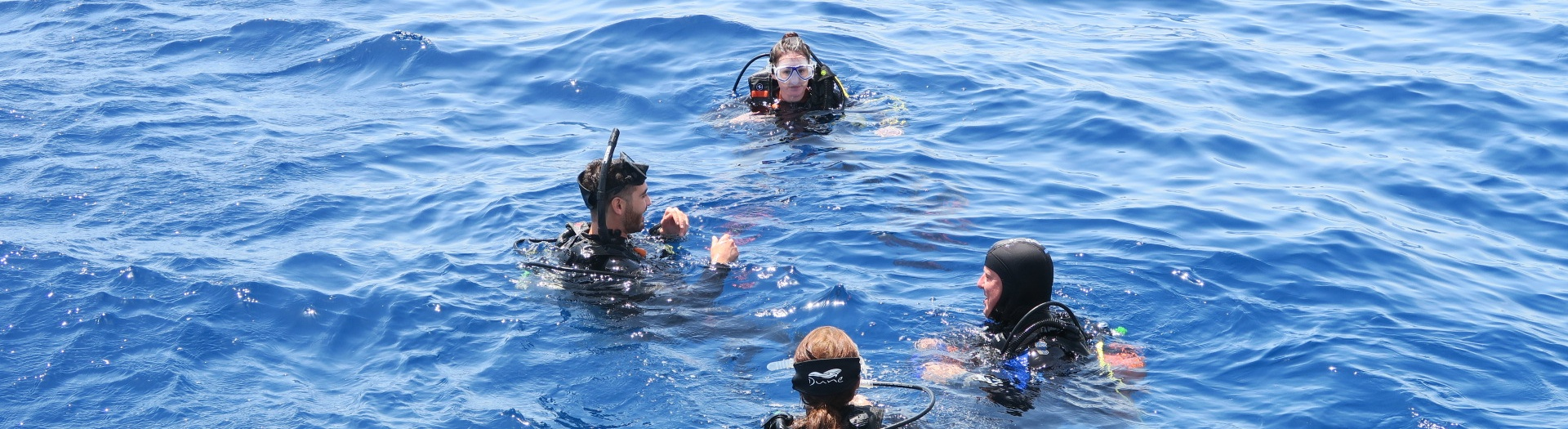 Formation plongée Egypte Open Water diver PADI | DUNE Red Sea