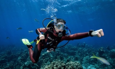 PADI Advanced Open Water courses